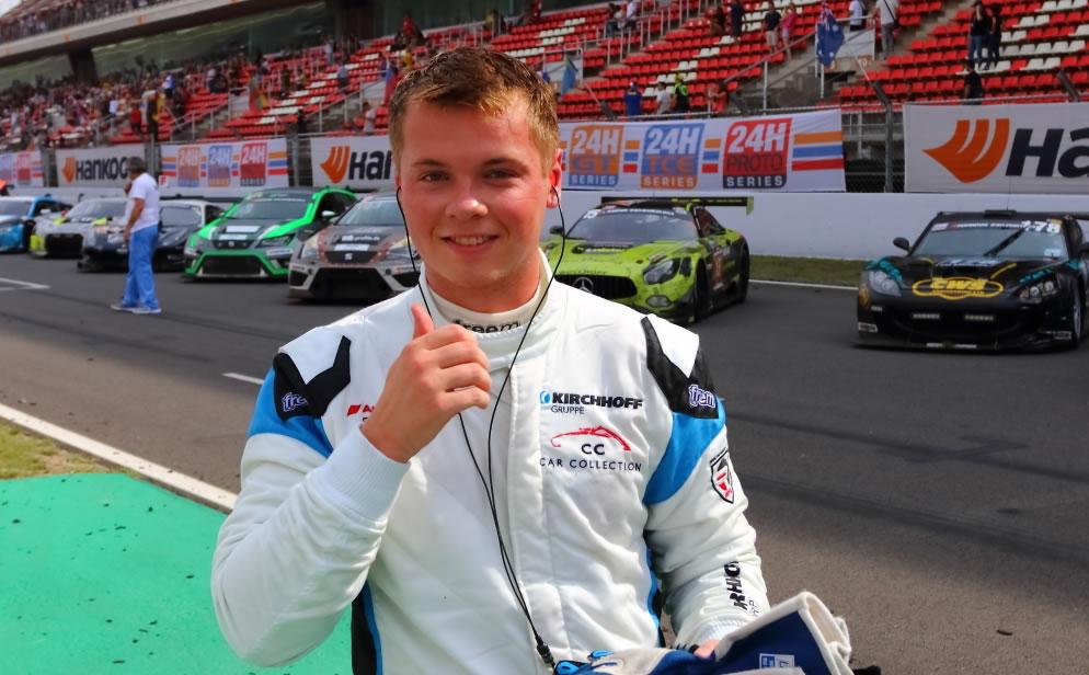 Max Edelhoff und Car Collection Motorsport gewinnen Junior-Wertung der 24H GT Series!
