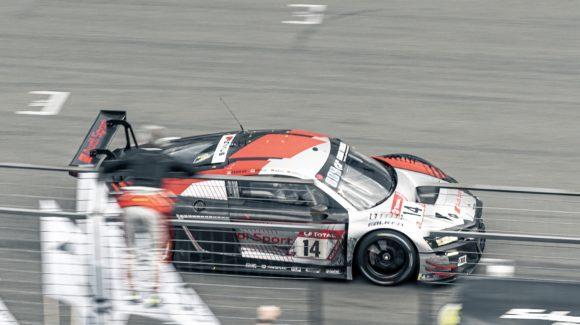 Nachträgliches Podium beim ADAC Total 24H Rennen am Nürburgring!