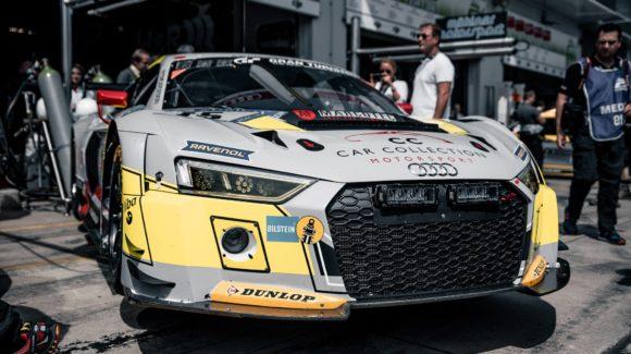 ADAC Zurich 24H-Rennen / Audi R8 LMS Cup: Car Collection Motorsport mit großem Aufgebot!