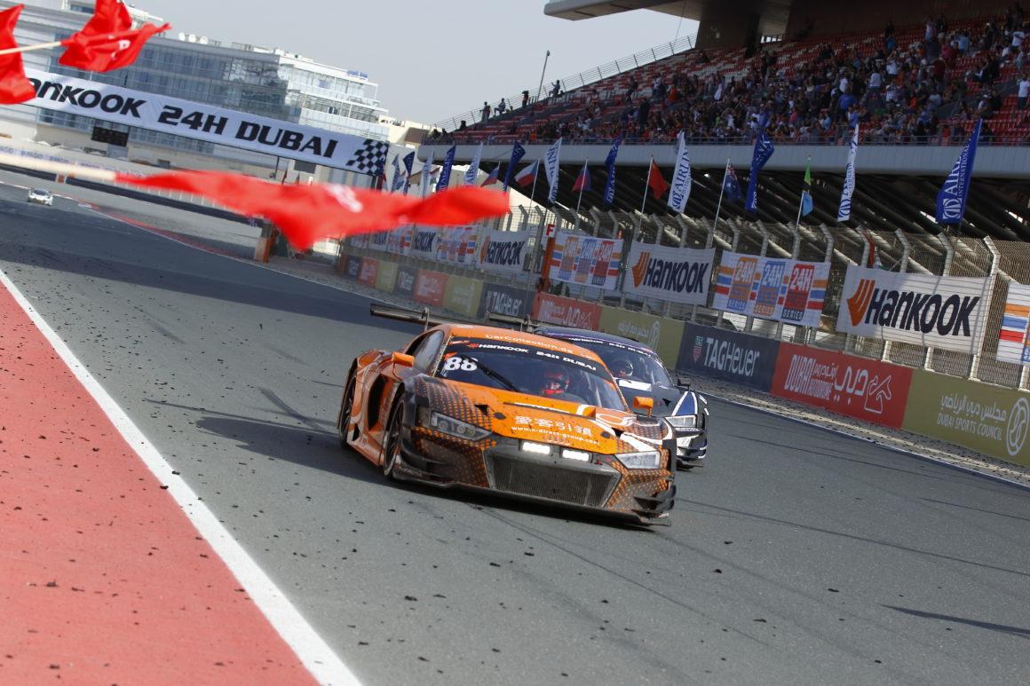Car Collection Motorsport gewinnt die 24H Dubai! Podium in der A6-AM Klasse!