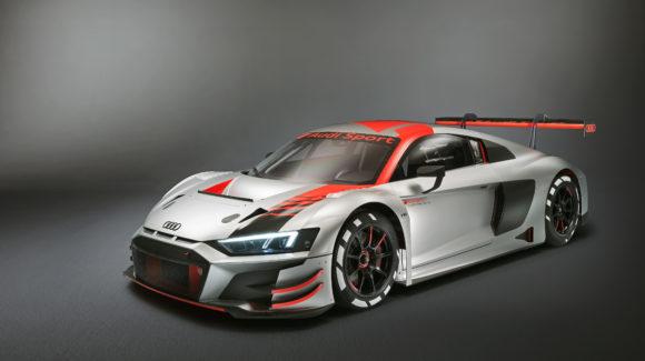 Car Collection Motorsport setzt neue Version des Audi R8 LMS GT3 ein!