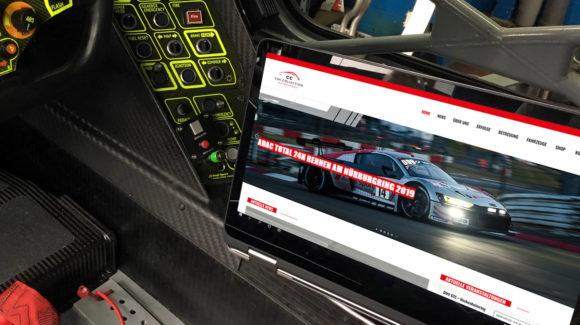 Car Collection Motorsport mit neuer Website!
