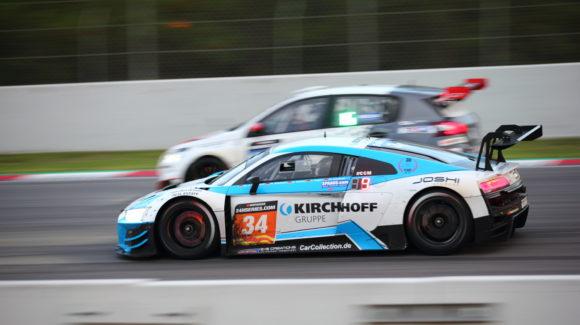 Zwei Audi R8 LMS für Car Collection Motorsport noch im Titelkampf!