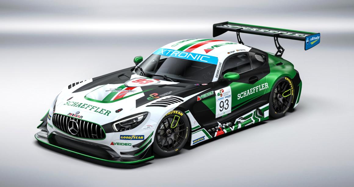 Car Collection Motorsport mit zwei Fahrzeugen im GTC Race 2020