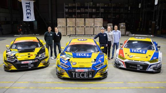 Erneut voller Rennkalender für Car Collection Motorsport!