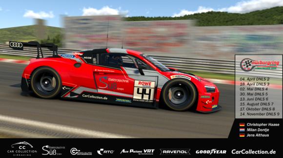 Car Collection Motorsport überbrückt die Pause mit SimRacing!