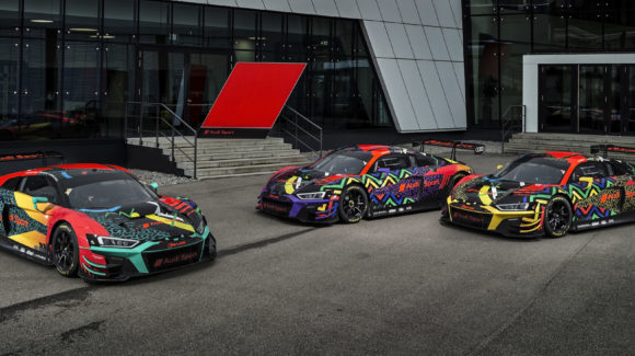 Premiere in Südafrika für Car Collection Motorsport!