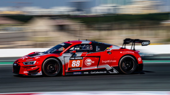 Car Collection Motorsport startet erfolgreich ins Jahr 2021!