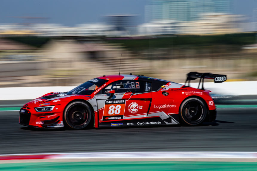 EN: Car Collection Motorsport has a successful start in 2021!