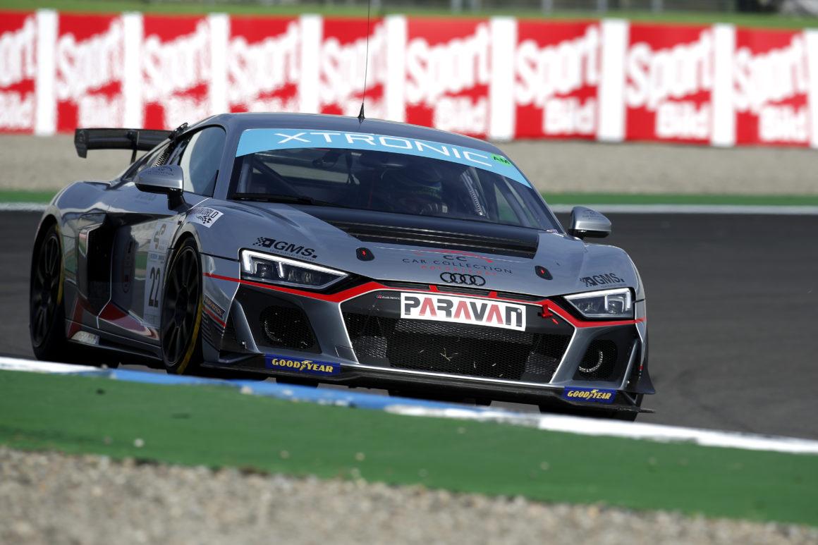 Car Collection Motorsport mit zwei Audi R8 LMS GT4 am Start!
